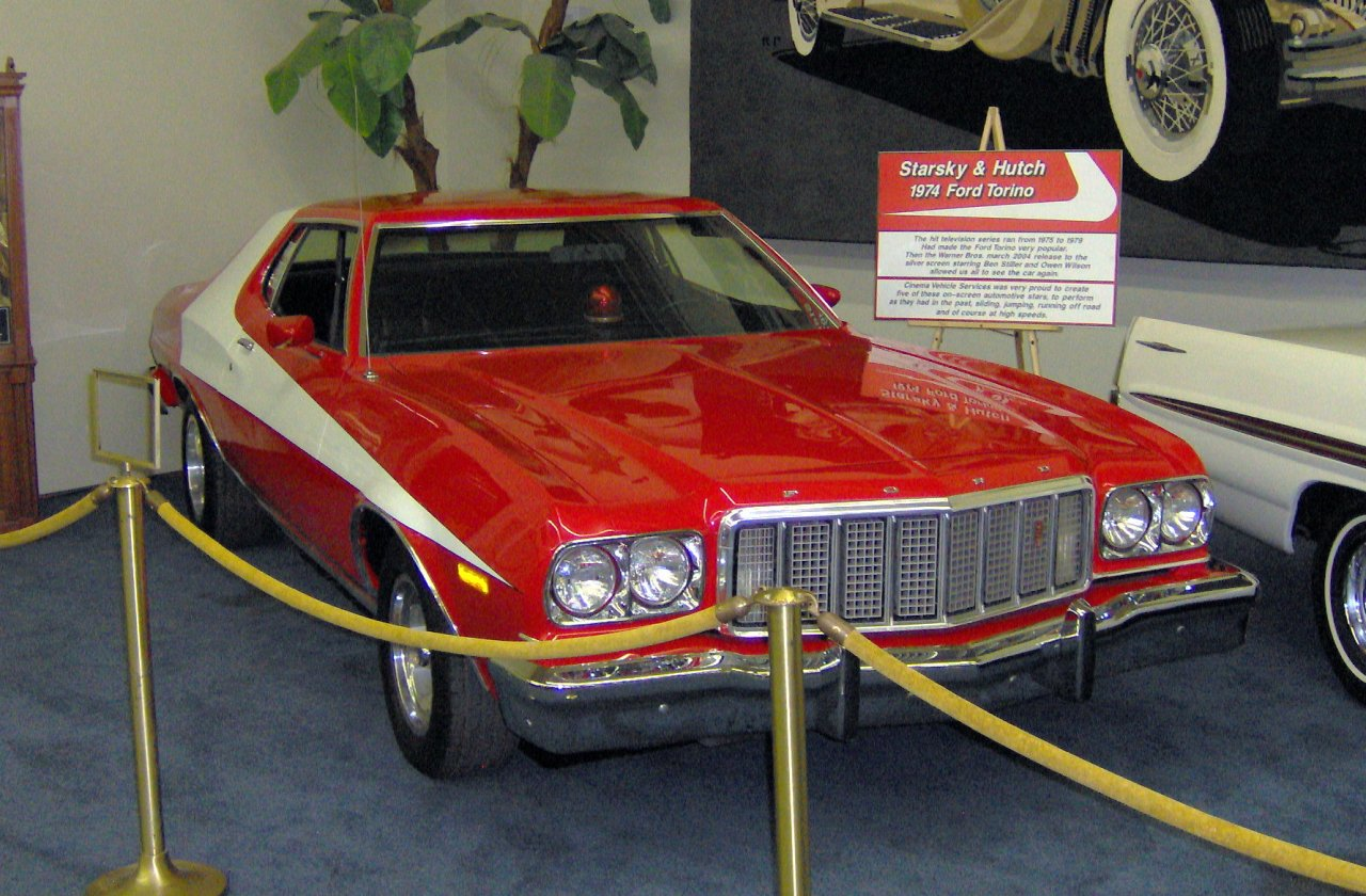 Image Of Ford Gran Torino Sport  Cleaveland