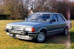 Picture of Ford Granada 2.8i ghia X (UK spec)
