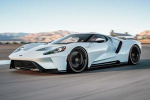 Photo of Ford GT Mk II