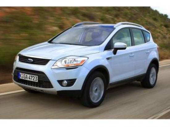 Image of Ford Kuga 2.0 TDCi 4x4