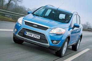 Picture of Ford Kuga 2.5T