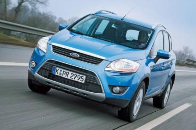 Image of Ford Kuga 2.5T