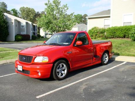 Ford Lightning Specs >> Ford Lightning F 150 Svt Laptimes Specs Performance Data
