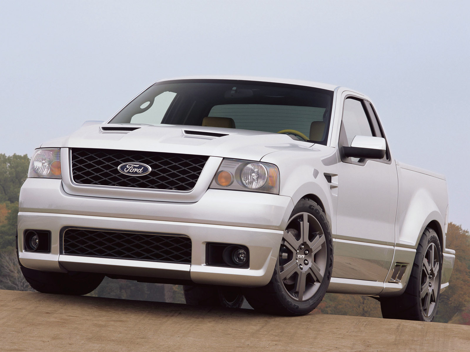 Image of ford lightning f 150 svt