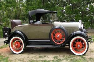 Picture of Ford Model A