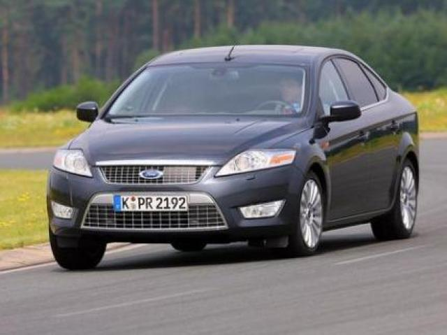 Image of Ford Mondeo 2.0 16v