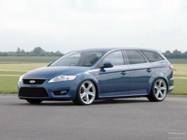 Image of Ford Mondeo 2.0 TDCi Turnier