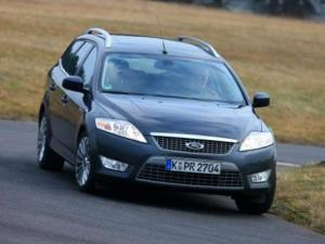 Photo of Ford Mondeo 2.0 TDCi Turnier