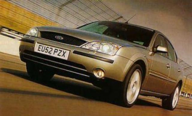 Image of Ford Mondeo 2.0 Zetec