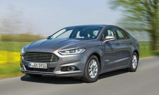 Image of Ford Mondeo Hybrid
