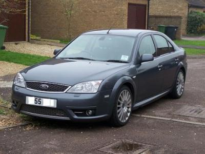 Image of Ford Mondeo ST220