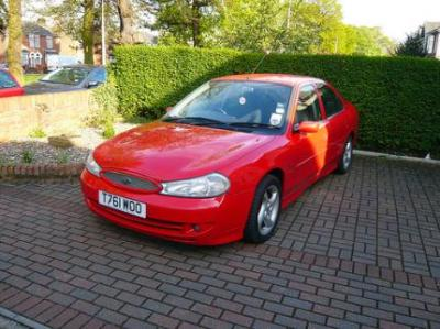 Image of Ford Mondeo ST24