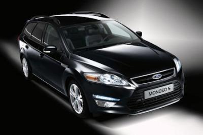 Image of Ford Mondeo Turnier 2.0 Ecoboost