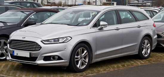 Image of Ford Mondeo Turnier 2.0 TDCi