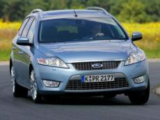 Ford Mondeo Wagon 2.0 TDCi