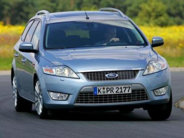 Image of Ford Mondeo Wagon 2.0 TDCi