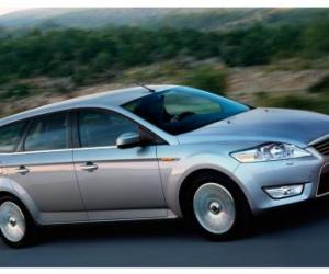 Picture of Ford Mondeo Wagon 2.5