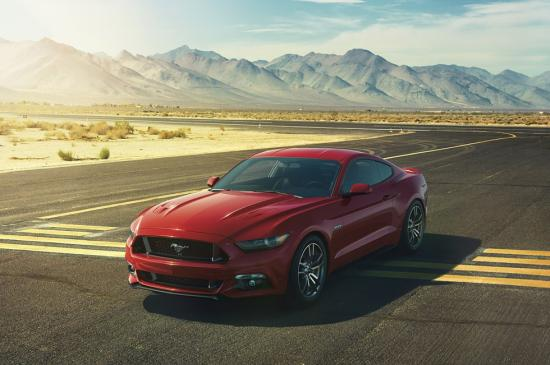 Image of Ford Mustang
