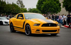 Photo of Ford Mustang Boss 302