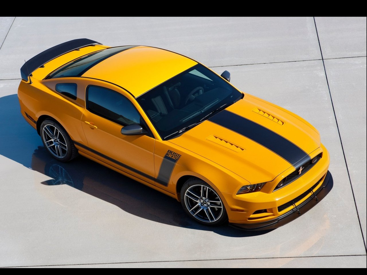Ford Mustang Boss 302 Laptimes Specs Performance Data