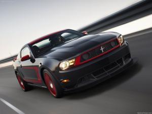 Photo of Ford Mustang Boss 302 LS