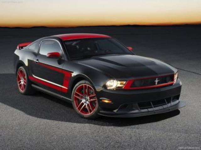 Image of Ford Mustang Boss 302 LS