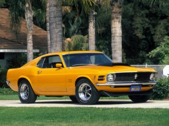 Image of Ford Mustang Boss 429