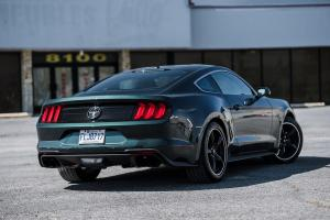 Photo of Ford Mustang Bullitt Mk VI facelift 460 PS