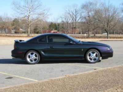 Image of Ford Mustang Cobra