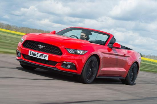 Image of Ford Mustang Convertible Ecoboost
