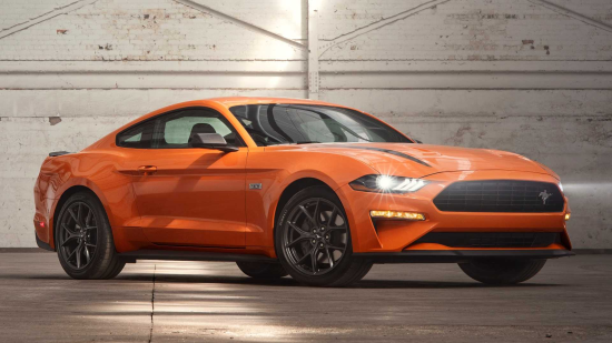Image of Ford Mustang Ecoboost 2.3 High Performance