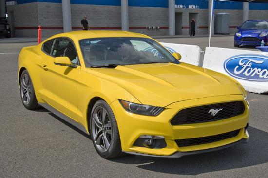 Image of Ford Mustang Ecoboost