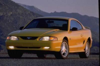 Image of Ford Mustang GT