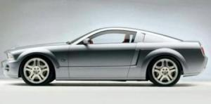 Photo of Ford Mustang GT Mk V