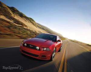 Photo of Ford Mustang GT
