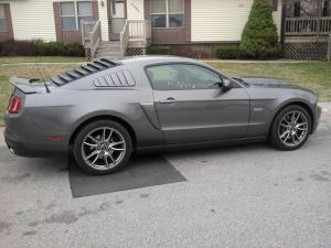 Photo of Ford Mustang GT 5.0