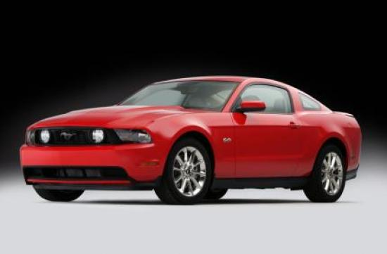 Image of Ford Mustang GT 5.0
