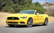 Image of Ford Mustang GT Convertible