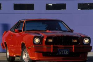 Picture of Ford Mustang II King Cobra