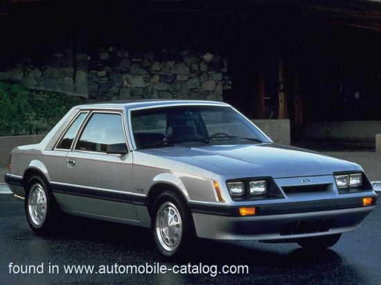 Image of Ford Mustang LX 4,9