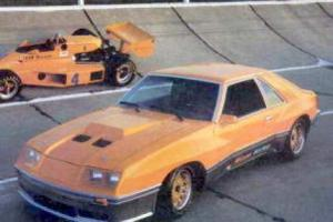 Picture of Ford Mustang M81 McLaren