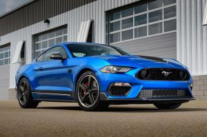 Photo of Ford Mustang Mach 1 MKIV Facelift