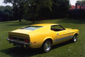 Picture of Ford Mustang Mach 1