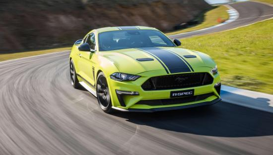 Image of Ford Mustang R-SPEC