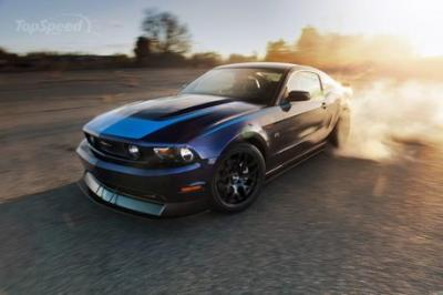 Image of Ford Mustang RTR
