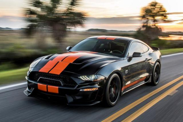 Image of Ford Mustang Shelby GT-S