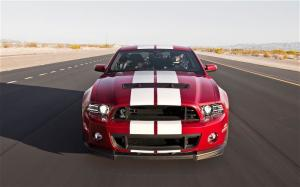 Photo of Ford Mustang Shelby GT500