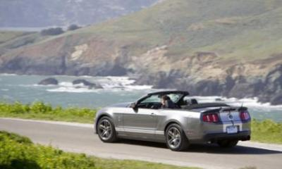 Image of Ford Mustang Shelby GT500 Conv.