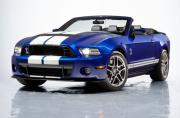 Image of Ford Mustang Shelby GT500 Convertible