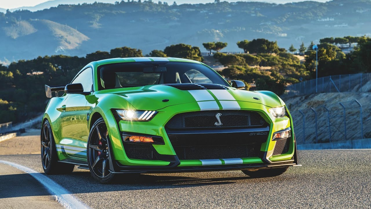 You can buy Scott McLaughlins Mustang - but not the one